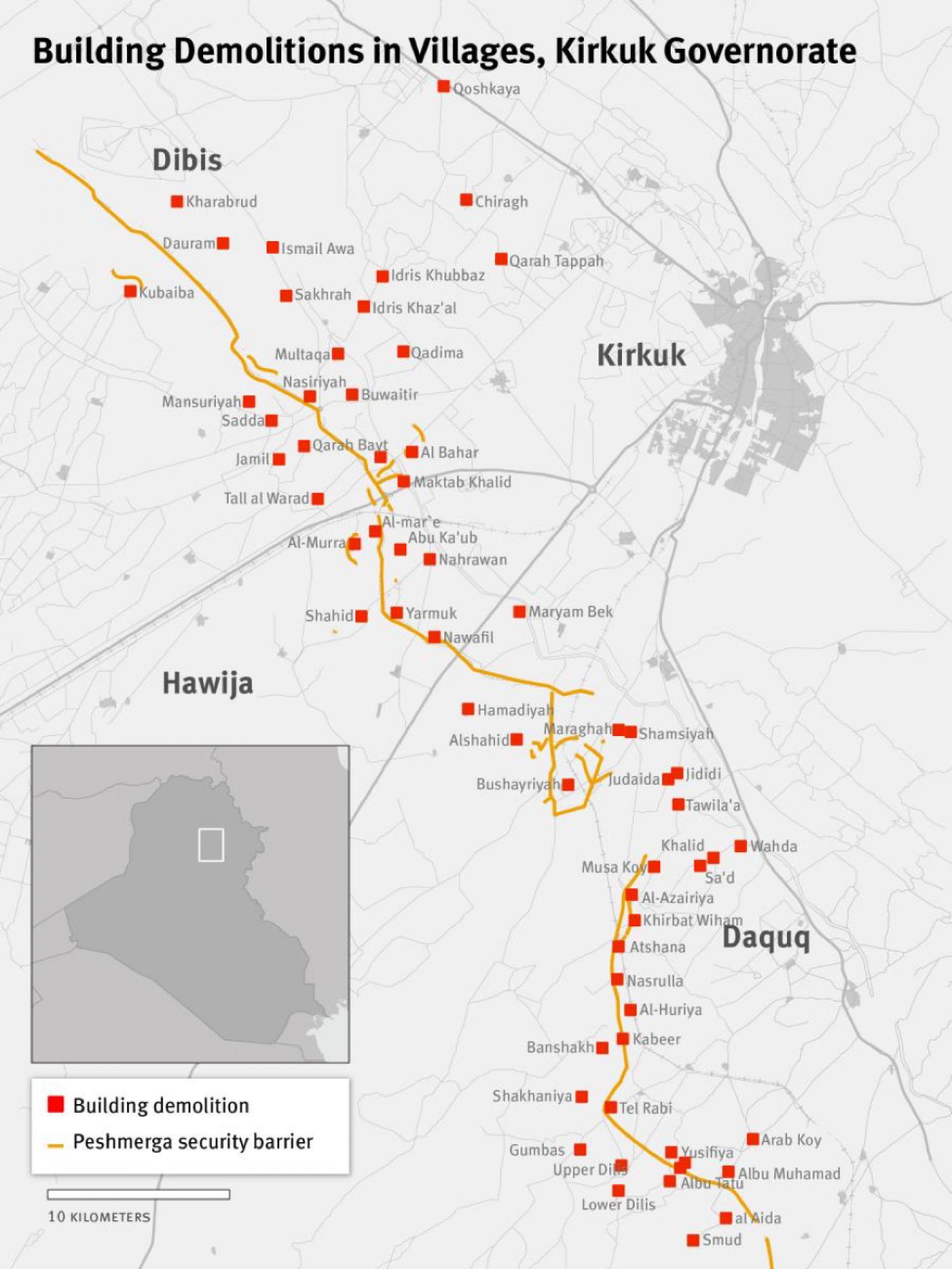 Iraq after ISIL: Kirkuk - GPPi